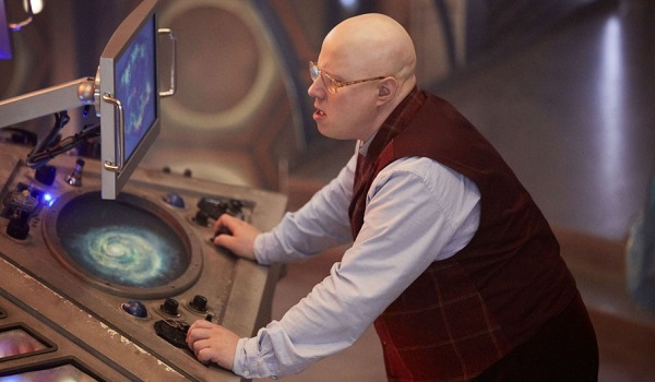 Doctor Who The Pilot Nardole