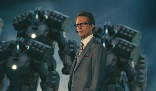 Iron Man 2 Hammer