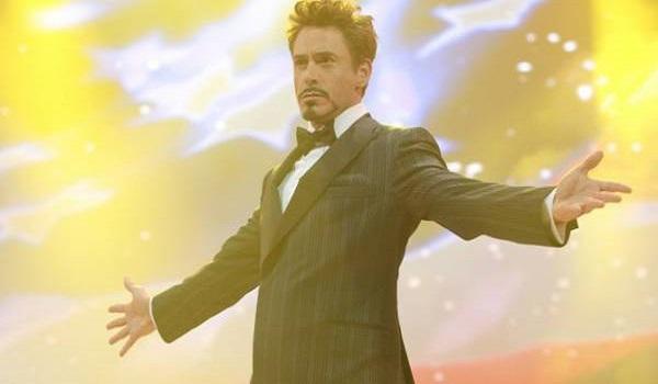 Iron Man 2 Tony