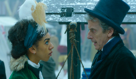 """Doctor Who Series 10, Episode 3: """"Thin Ice""""Review"""