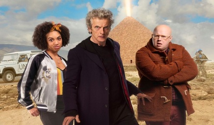 """Doctor Who Series 10, Episode 7: """"The Pyramid at the End of the World""""Review"""