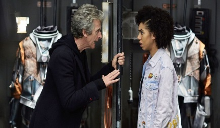 """Doctor Who Series 10, Episode 5: """"Oxygen"""" Review"""