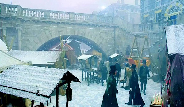 Doctor Who 1003 - Frost Fair 1814