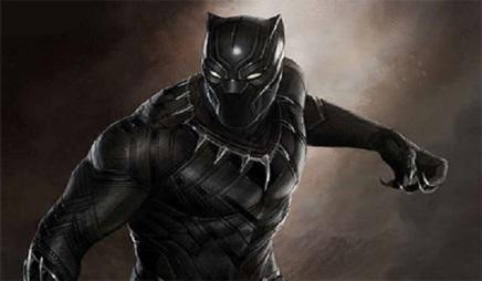 Blank Panther TeaserTrailer