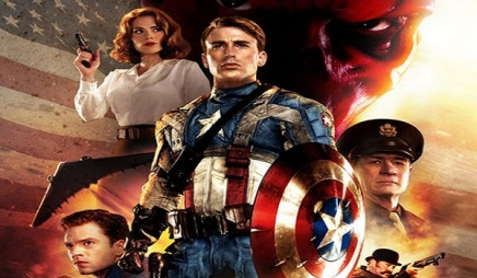 Captain America: The First AvengerReview