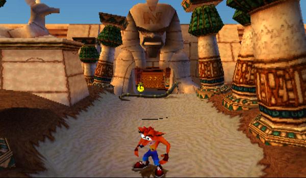 Crash Bandicoot 3 3