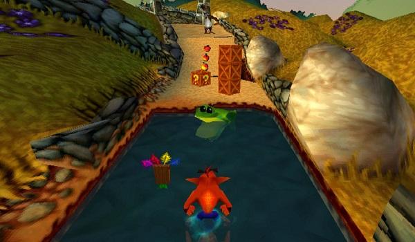 Crash Bandicoot 3 4