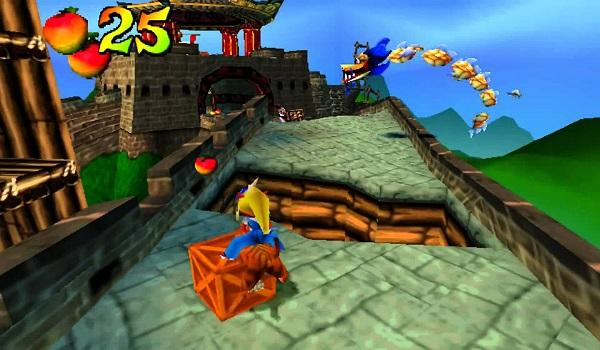 Crash Bandicoot 3 5