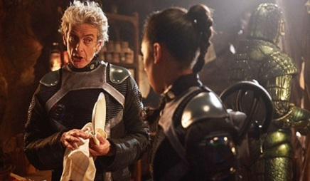 """Doctor Who Series 10, Episode 9: """"Empress of Mars""""Review"""