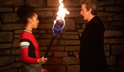 """Doctor Who Series 10, Episode 10: """"The Eaters of Light""""Review"""