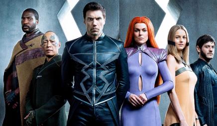 Marvel's INHUMANS Official San Diego Comic-ConTrailer