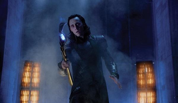 The Avengers Loki