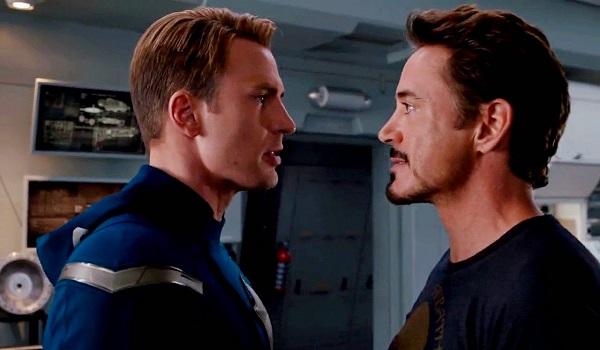 The Avengers Squabble