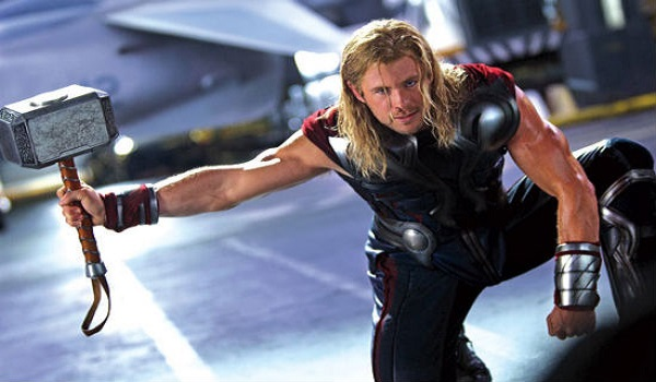 The Avengers Thor 2