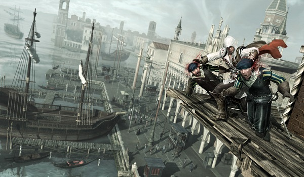 Assassin's Creed II 5