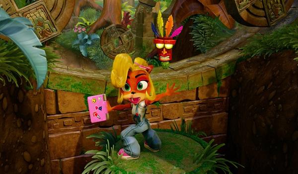 Crash PS4 3