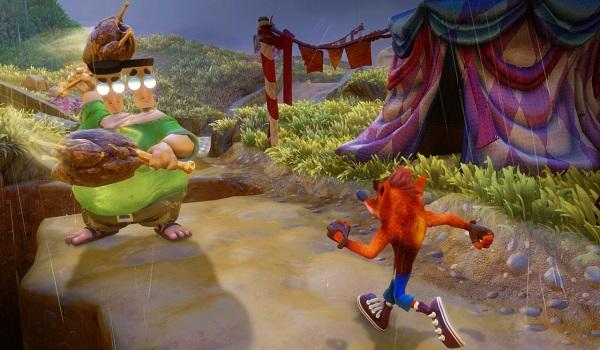 Crash PS4 5