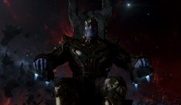 Guardians of the Galaxy Thanos