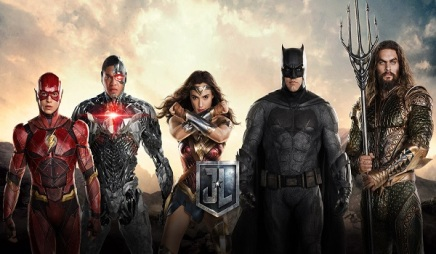 Justice League Official San Diego Comic-Con Sneak Peek Trailer