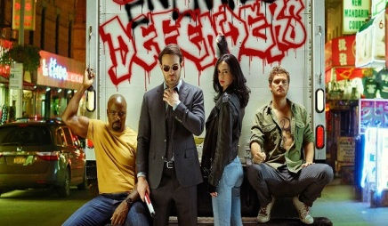 Marvel's The Defenders Second Official Trailer