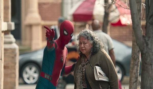 Spider-Man Homecoming 4
