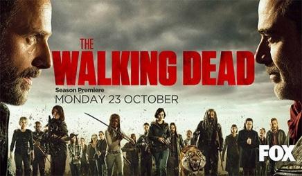 The Walking Dead Season 8 Official First LookTrailer
