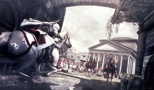 Assassin's Creed Brotherhood 3