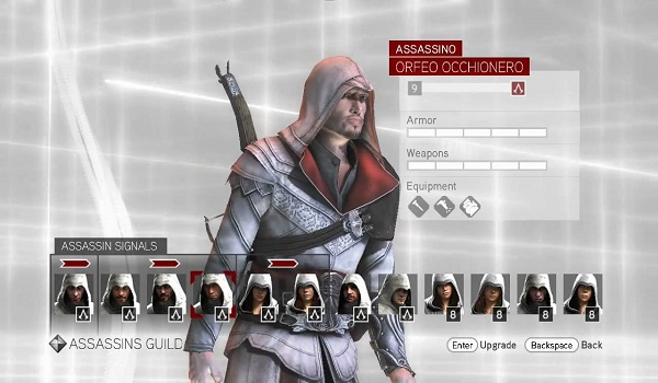 Assassin's Creed Brotherhood 4