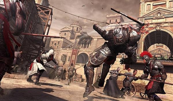 Assassin's Creed Brotherhood 5