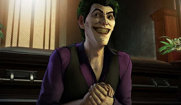 Batman The Enemy Within 2