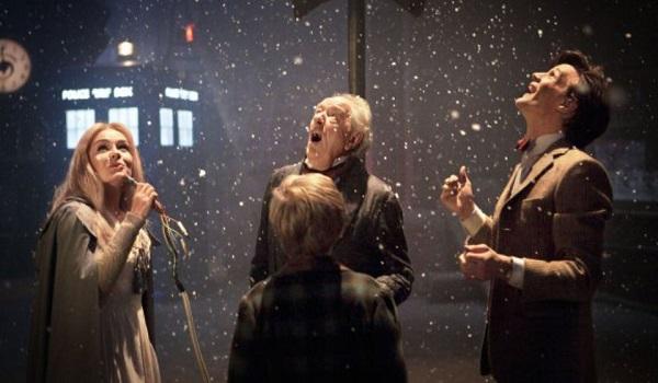 Doctor Who A Christmas Carol
