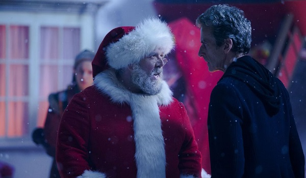 Doctor Who Last Christmas