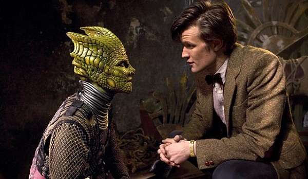 Doctor Who The Hungry Earth