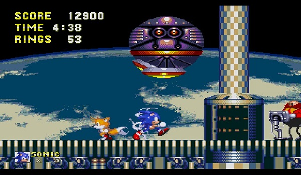Sonic and Knuckles & Sonic 3046