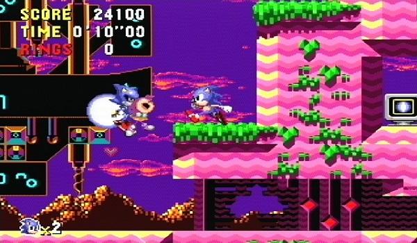 Sonic CD 3