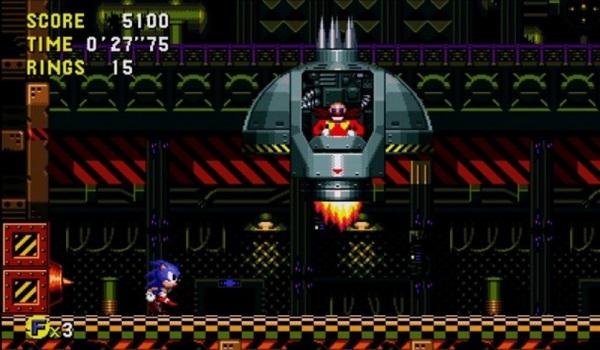 Sonic CD 4