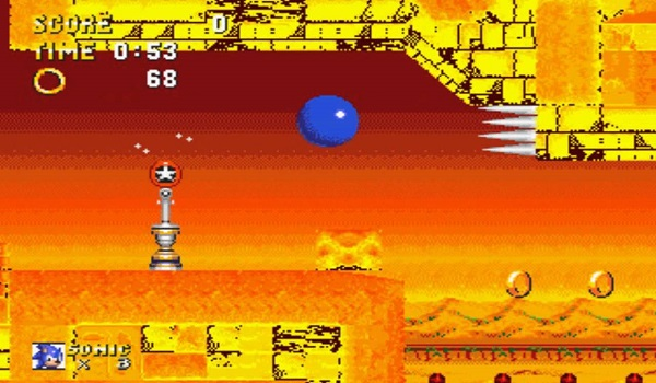 Sonic & Knuckles 1