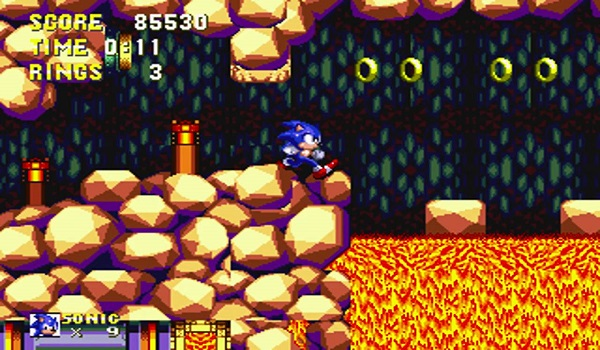 Sonic & Knuckles 2