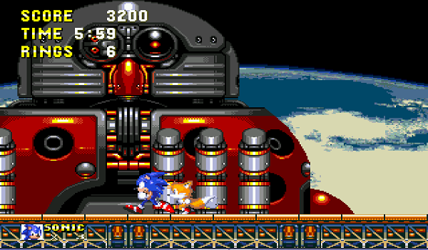 Sonic & Knuckles 5
