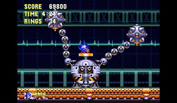 Sonic & Knuckles 6