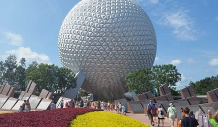 My Trip to Orlando, Part 2: Epcot