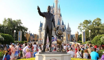 My Trip to Orlando, Part 1: Magic Kingdom
