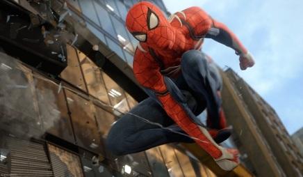 Marvel's Spider-Man [PS4] – Paris Games Week 2017 TeaserTrailer