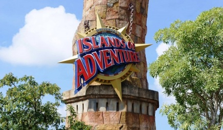 My Trip to Orlando, Part 5: Universal's Islands of Adventure